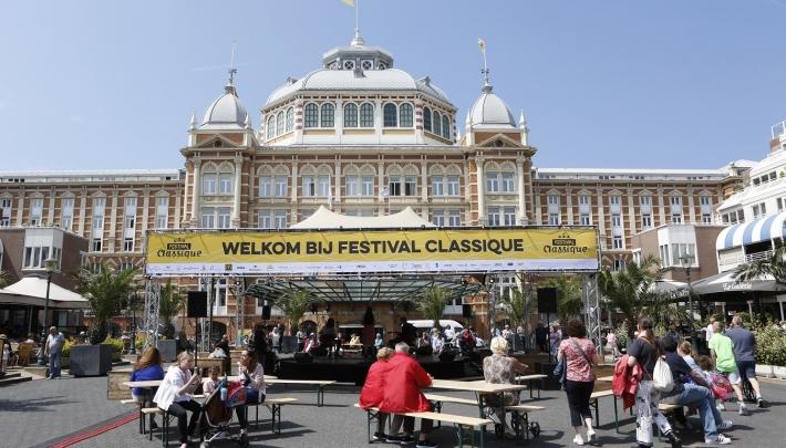 Festival Classique trapt af met Aida aan Zee