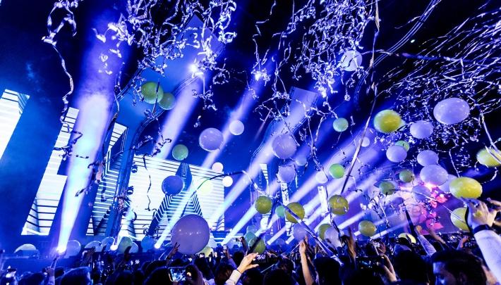 Fijnevent laat Armin van Buuren schitteren in de Ziggo Dome