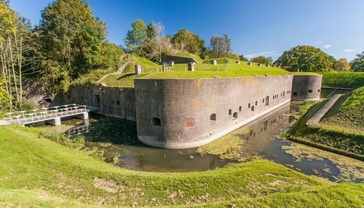 Nieuwe horeca bij Fort Vechten