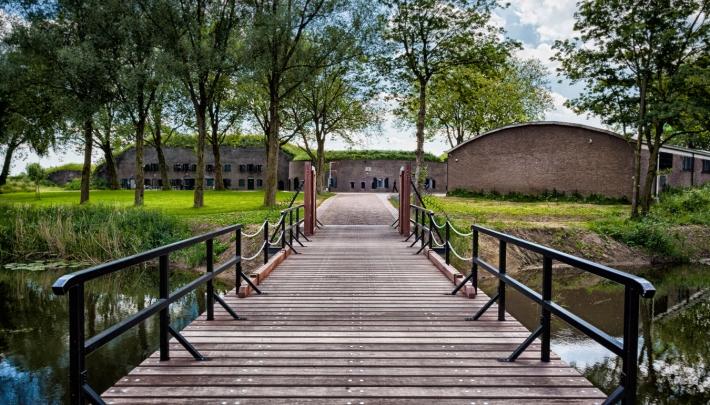 Nieuwe eventlocatie in het midden van het land, Fort Altena