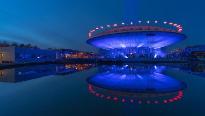 Lichtfestival GLOW maakt grootste lichtkunstwerk ooit
