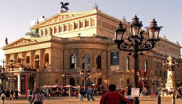 GoMICE organiseert groen event in de Alte Oper