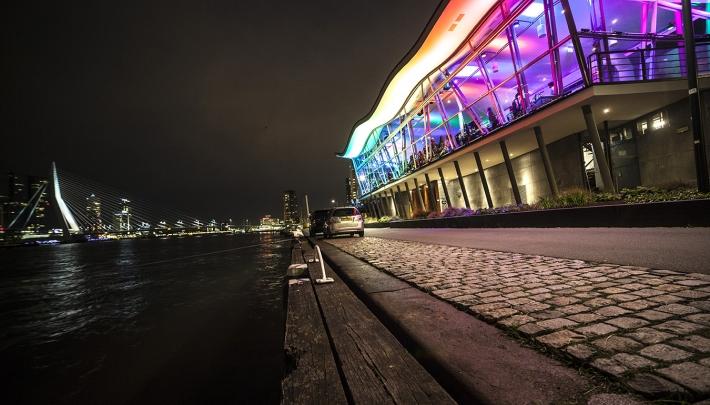 Boompjes Rotterdam spectaculaire evenementenlocatie aan de Maas