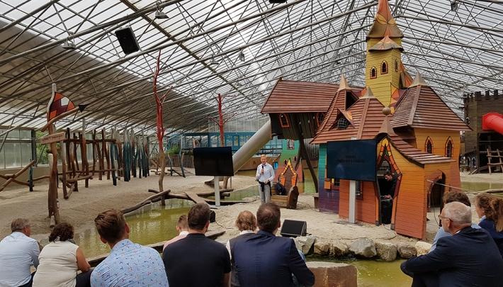 Veel interesse voor Vakdag 'Het vakantiepark van de toekomst'