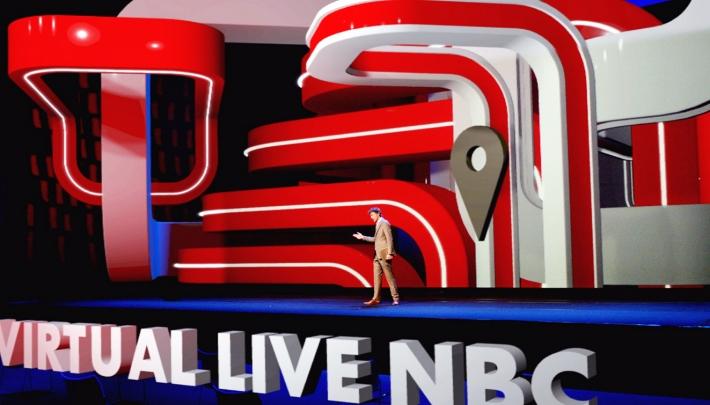 Het NBC Congrescentrum lanceert mixed reality concept: Virtual Live