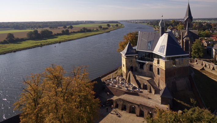 Binnenkijken in het modernste kasteel van Nederland