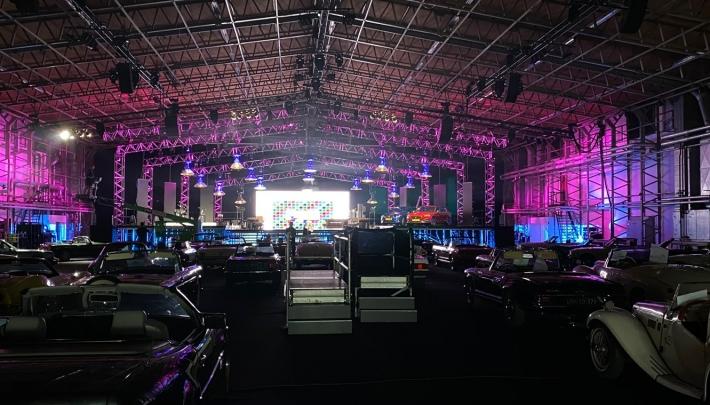 Finaleshow tv-programma Hit the Road live vanuit… Hangaar2