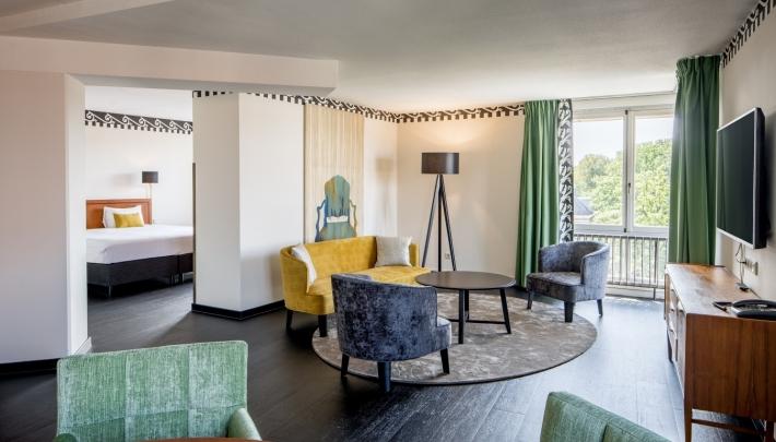 Hotel Theater Figi automatiseert