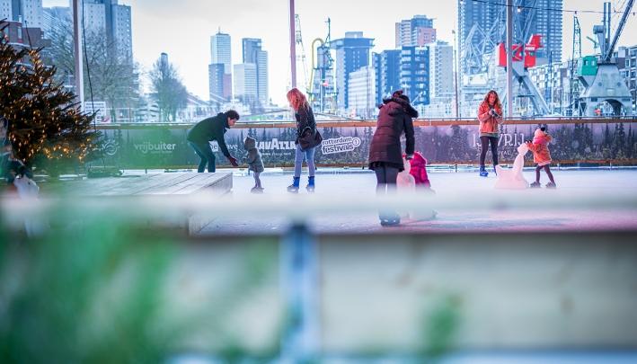 IJsvrij Festival in Rotterdam gaat niet door