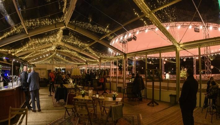 IJsvrij: Zweeds Winter Wonderland in Rotterdam