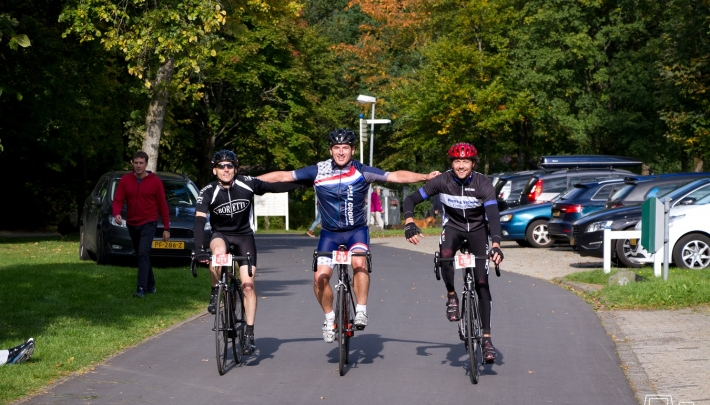 Center Parcs sluit wielerseizoen af met Eifel Cycling Classic