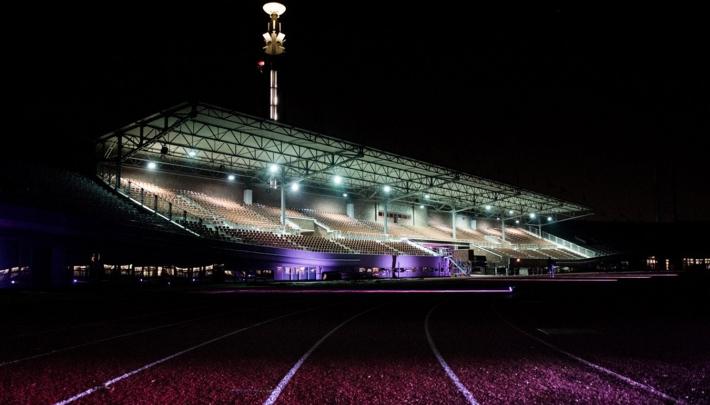 Schrijf geschiedenis in het Olympisch Stadion