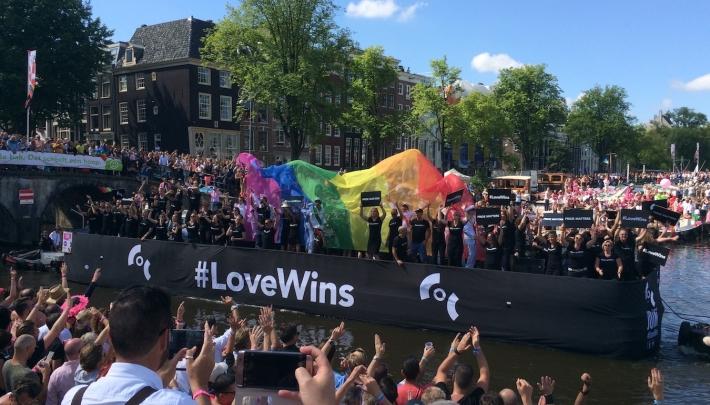 Festival voortaan: Pride Amsterdam