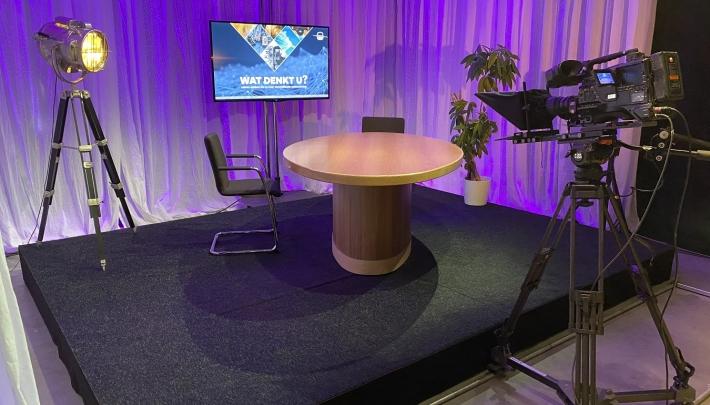 Livestream studiofaciliteiten bij Vinke Vision & AySay