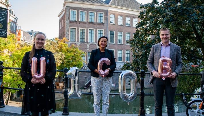 Tienjarig jubileum Utrecht Convention Bureau