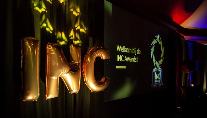 Het event van Britt van Engeland: INC Awards Gala