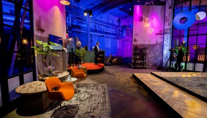 Industrial Studios in Arnhem vernieuwd: 360-gradendecor