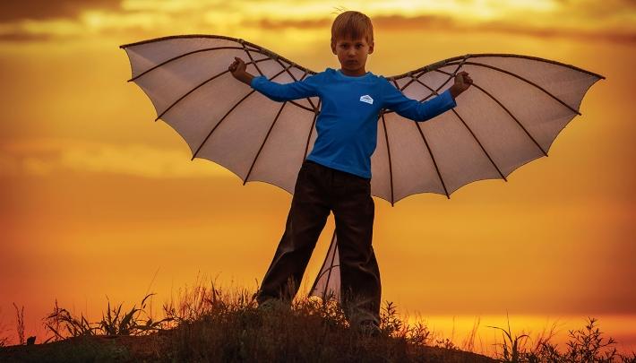 Vision Wings: tent met ultieme vrijheid