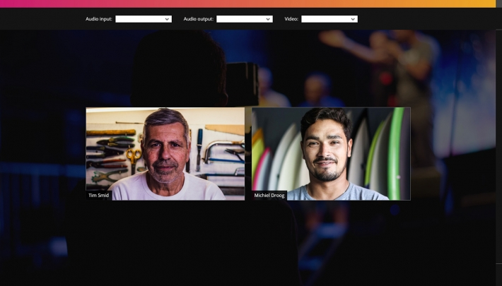 Chatroulette verrassende aanjager online eventplatform