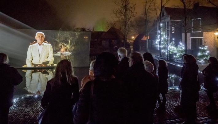 XSAGA produceert volksverhaal voor Zuiderzee Museum