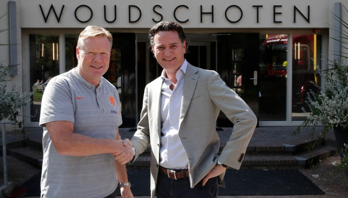 Partnership KNVB en Woudschoten verlengd
