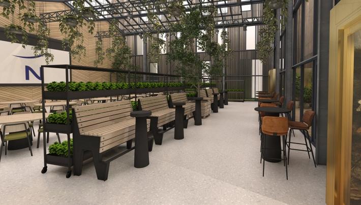 Hoofddorps Hotel opent eventlocatie met groen karakter
