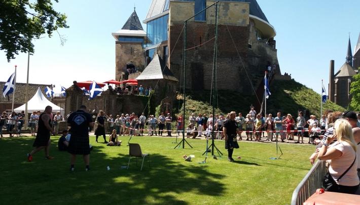 Schotse Dag op Kasteel De Keverberg