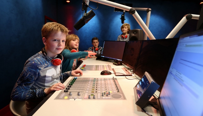 Mediafestival Dutch Media Week laat Hilversum zinderen