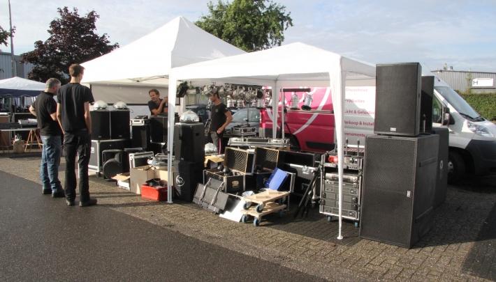 PA-kofferbaksale dit jaar bij Expo Houten
