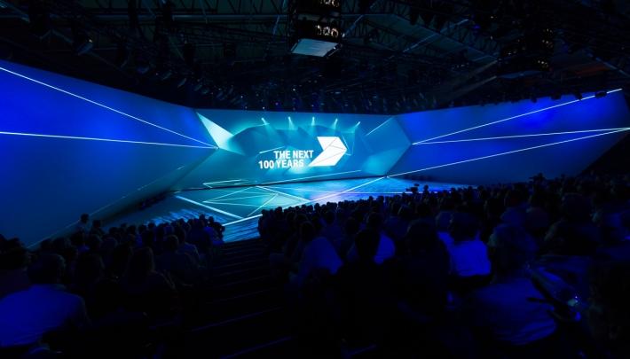 100-Jarig jubileum BMW
