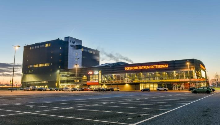 Topsportcentrum Rotterdam combineert concertuitje met zakelijke diners