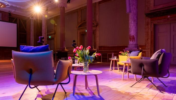 Hybride event bij Amerpodia: een nieuwe vorm van luxe