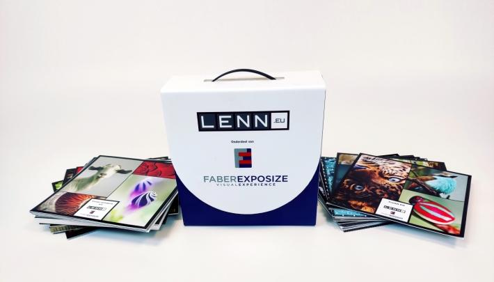 LENN Material Sample Kit