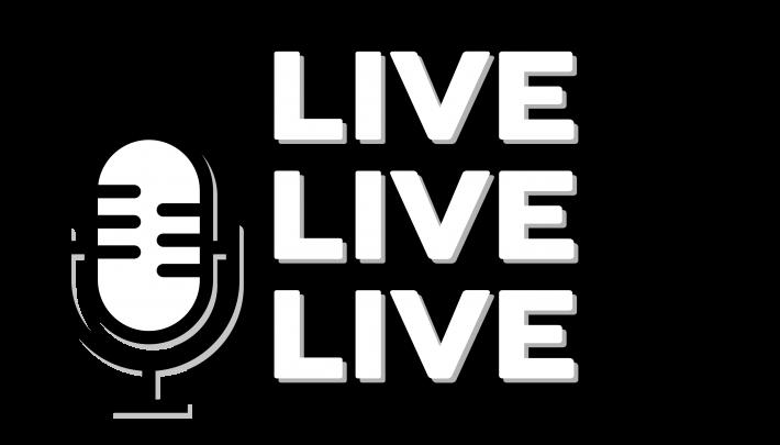 Meepraten met LIVE LIVE LIVE?