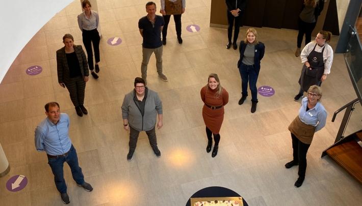 10 jaar Lumen Hotel & Events: de kop is eraf!