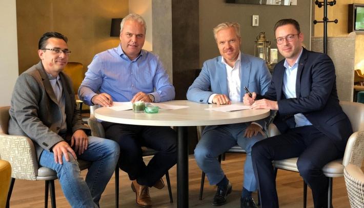Mansveld Expotech rigging partner MECC Maastricht
