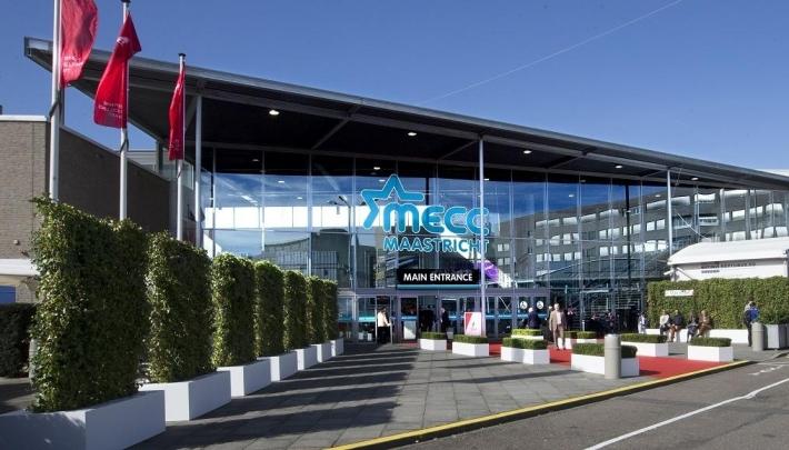 Anderhalvemeter vakbeurs over de anderhalvemeter samenleving in MECC Maastricht