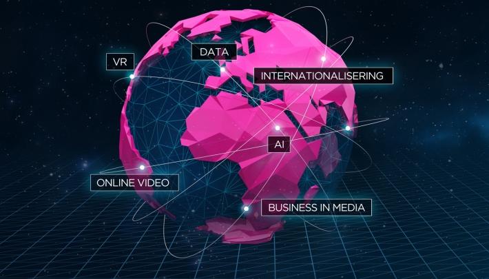 Media Jaarcongres 2017 behandelt nieuw medialandschap