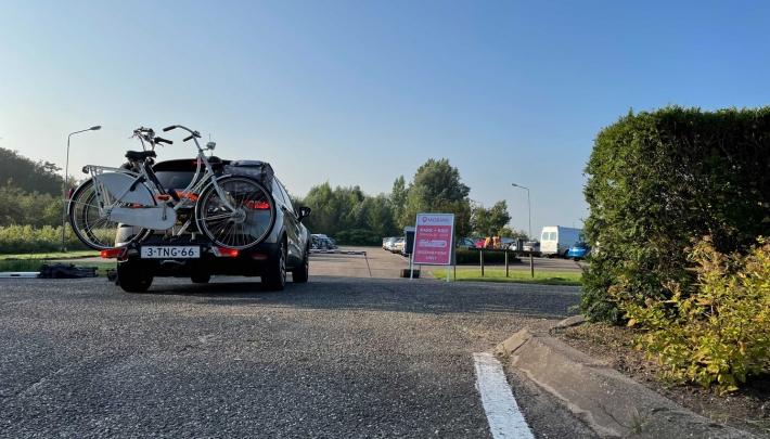 Duurzaam Park & Bike project tijdens Grand Prix groot succes