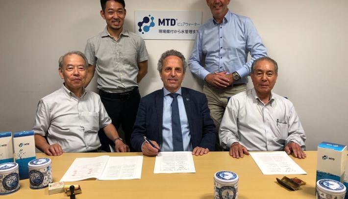 MTD neemt Japans loodgietersbedrijf over