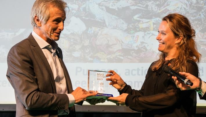 Tanja Roeleveld van Landal Greenparks MVO-manager 2017