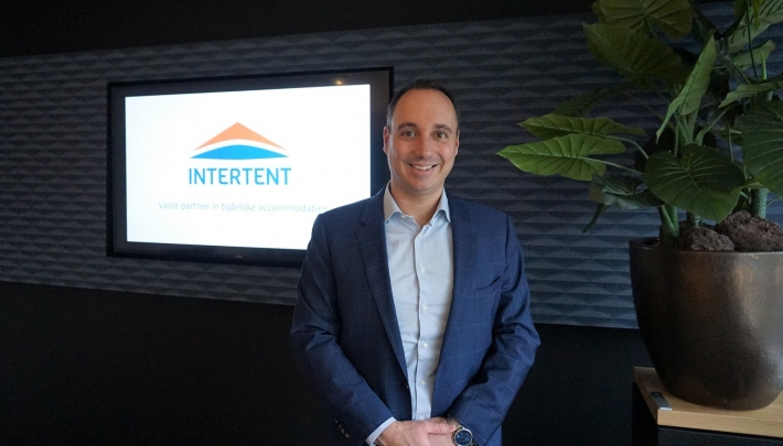 Maarten van Ginneke Sales Director Intertent