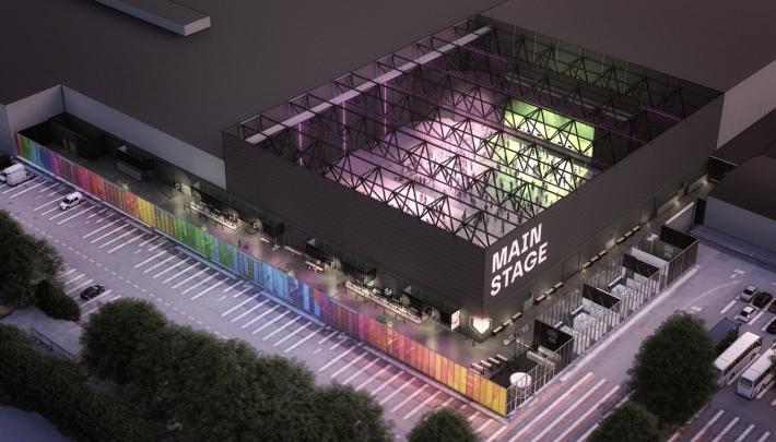 Brabanthallen bouwt multifunctioneel poppodium