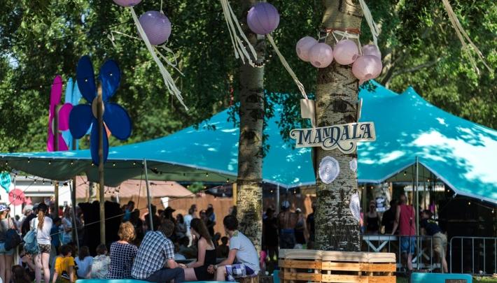 Lion Event Support produceert Mandala festival 2018