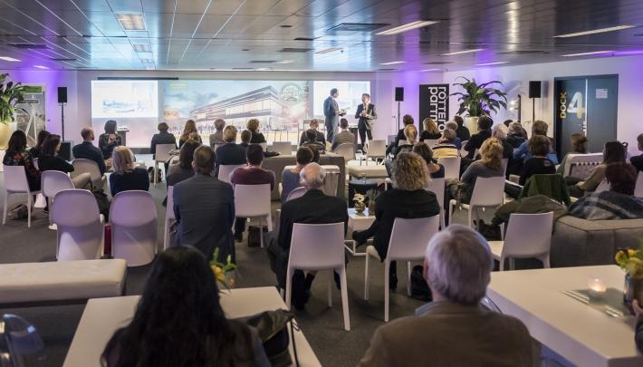 Rotterdamse partijen zetten sterke Masterclass Rotterdam 2018 neer