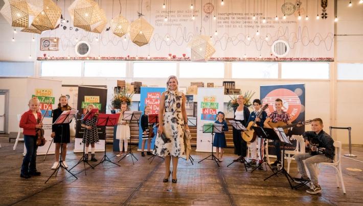TheaterHangaar beleeft koninklijke herstart van corporate eventseizoen