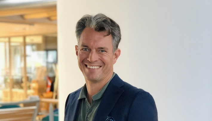 Nieuwe commercieel directeur van Landal GreenParks