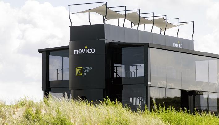 Movico lanceert innovatieve mega transformer