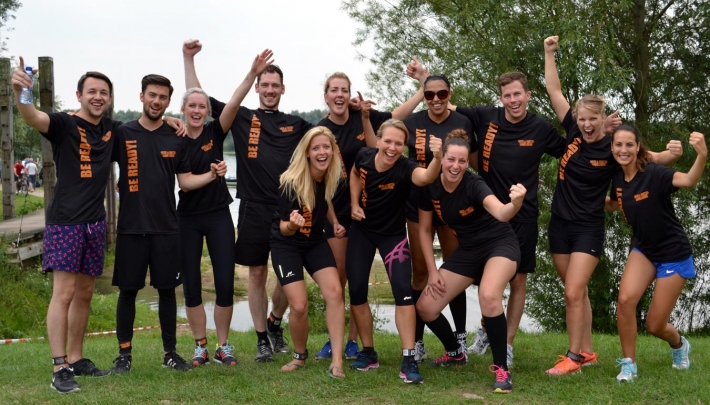 EVM19 daagt bedrijventeams uit met obstacle run