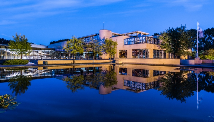 Eerste hybride opening nieuwe expositie in het Haagse Museon